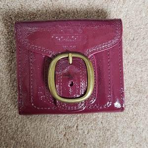 Coach Purple/pink wallet